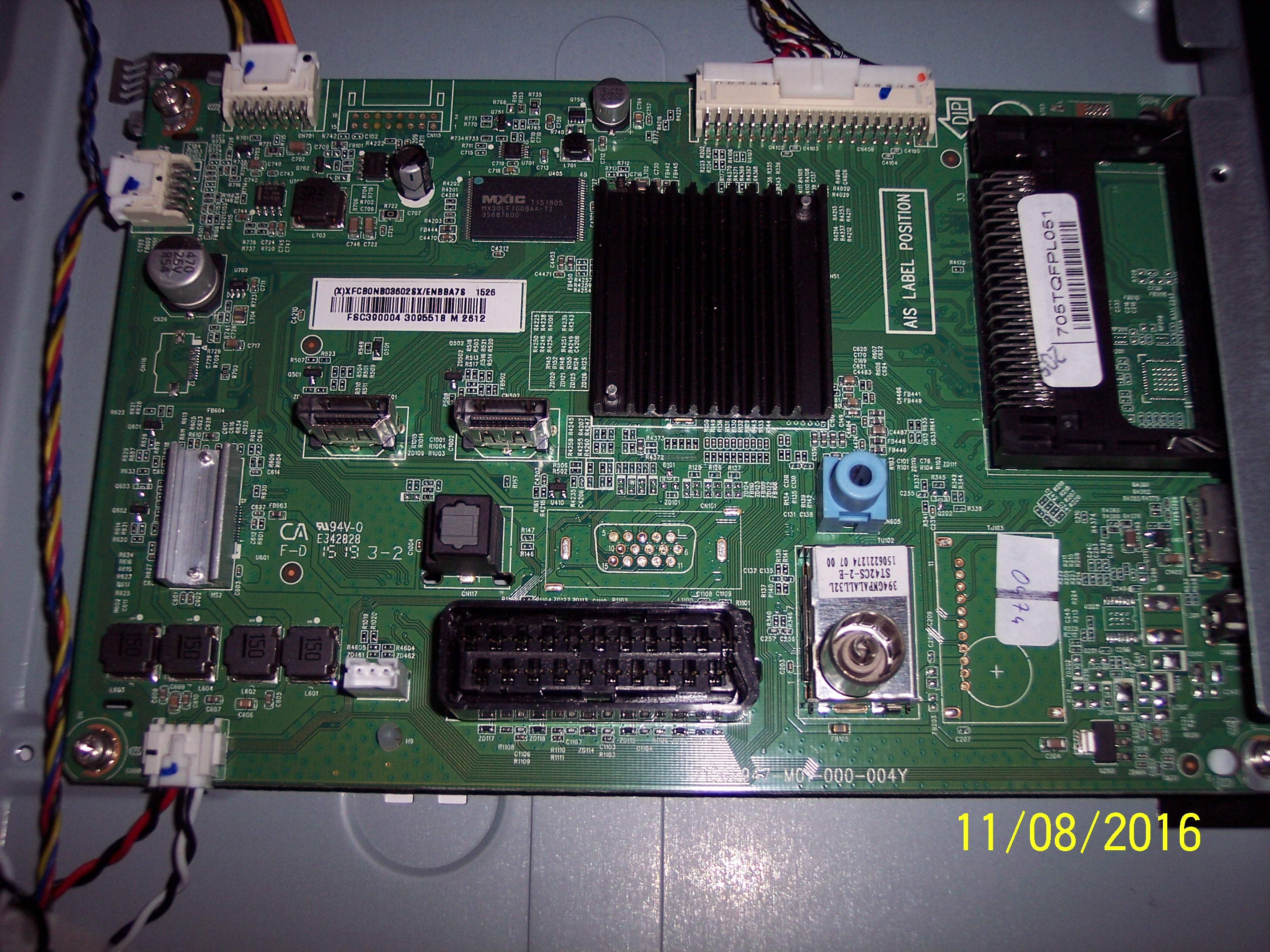 715G6947-M01-000-004Y z Philips 32PHH4200